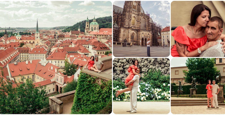 Fotogalerie: #9 Pražský hrad + Wallenstein Garden