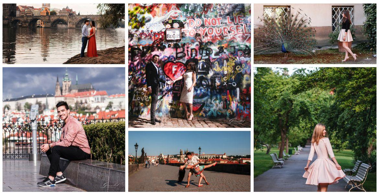 Fotografie: #18 Karlův most + Vojan Gardens + ostrov Kampa