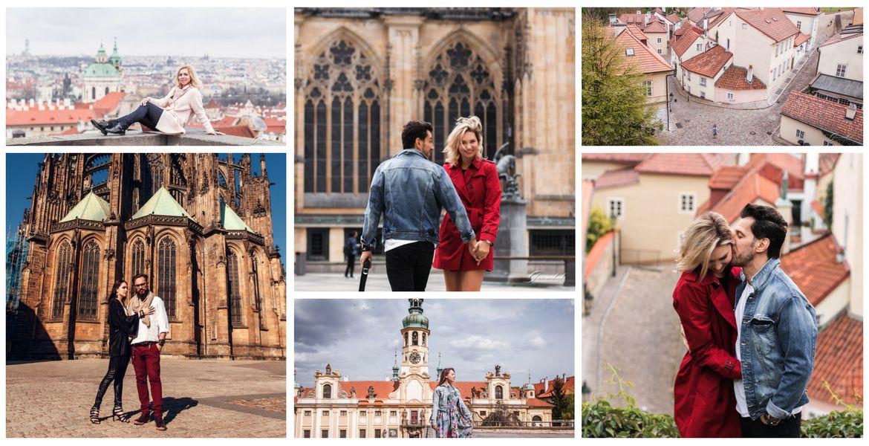 Fotogalerie: #1 Pražský hrad + nová světová ulice