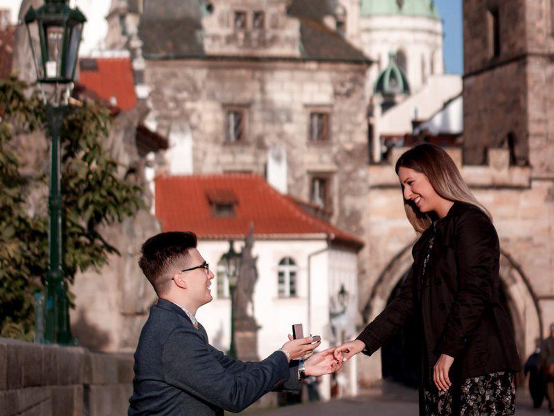 Svatební návrh