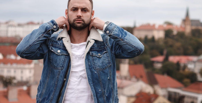 Pánské focení v Praze na Vyšehradě